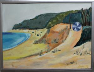 Irakli - the beach - 260 euro