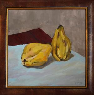 PROMOPainting with Quinces - 75 euro